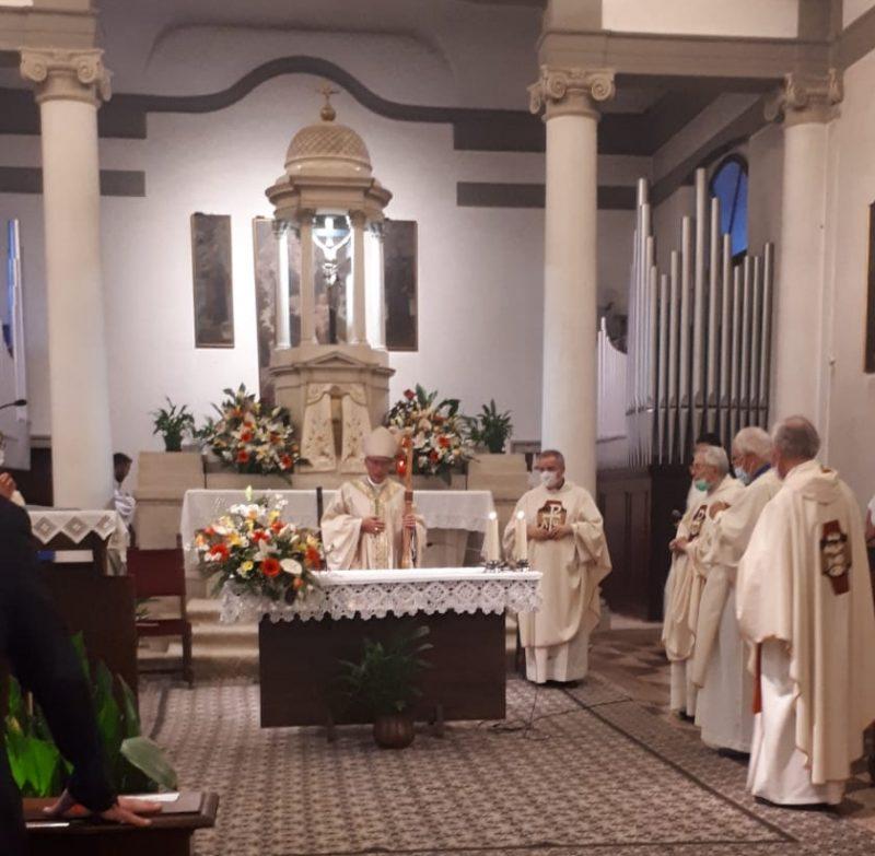 500 anni della consacrazione della Chiesa di S. Maria degli Angeli